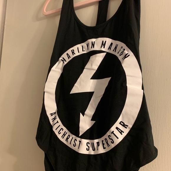 c6546218bf5470 Killstar Intimates & Sleepwear | No Turning Back Marilyn Manson ...